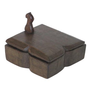Wooden Spice Container For Sale