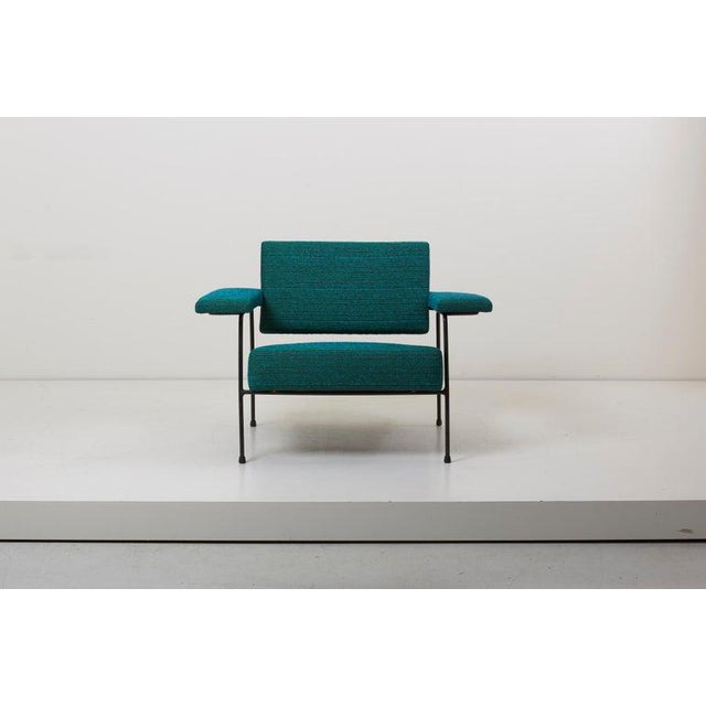 Craft Associates Newly Upholstered Lounge Chair by Adrian Pearsall for Craft Associates, Us For Sale - Image 4 of 9