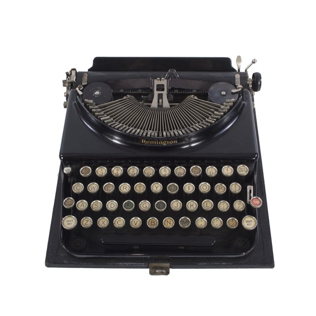 Vintage Remington Portable No. 3 Typewriter - Image 1 of 5