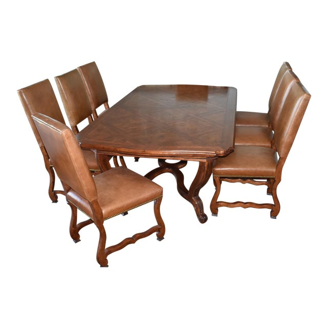 Henredon Courcheval Dining Table Amp Chairs Set Of 9