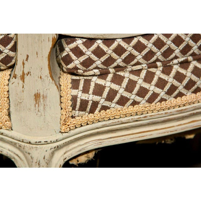 French Louis XIV Style Fauteuils - Pair - Image 8 of 8