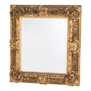 Mid 19th Century Classic Italian Baroque Style Mirror For Sale