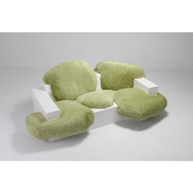 2010s Pillow Couch by Schimmel & Schweikle From the CrossFit Collection For Sale - Image 5 of 9