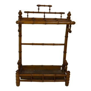 Late 19th-Century Umbrella/Walking Stick Stand For Sale
