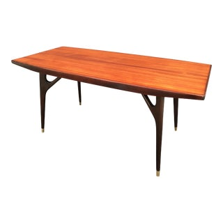 Mid-Century Modern Teak Coffee Table