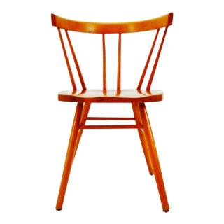 Vintage Knoll Spindle Chair For Sale
