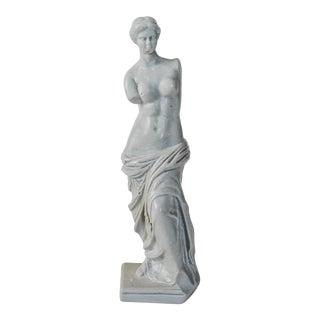 Vintage Female Figural Statue For Sale