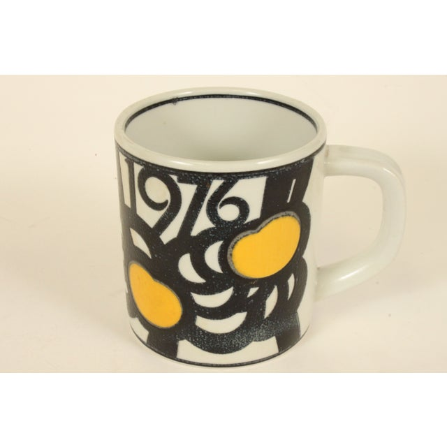 Royal Copenhagen Annual Mug 1976 - Image 2 of 4