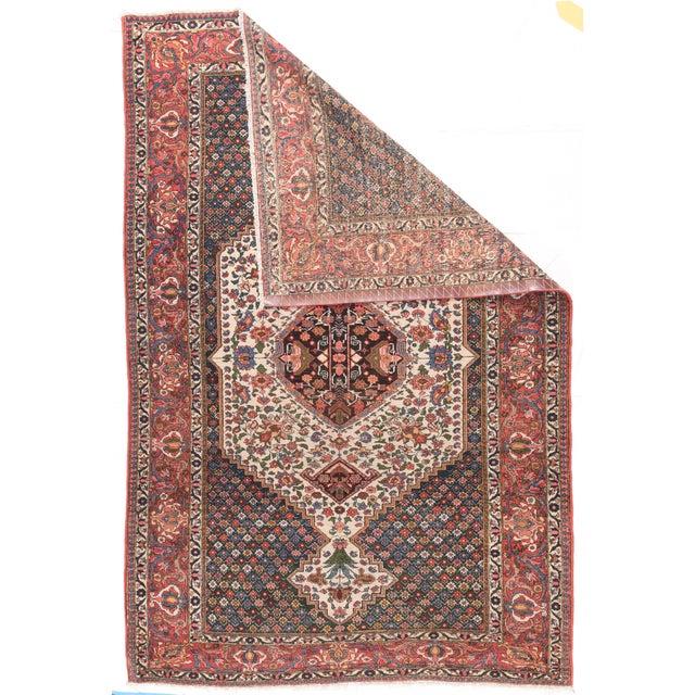Hand Knotted Persian Bakhtiyari Wool 4'9'' x 7'9''