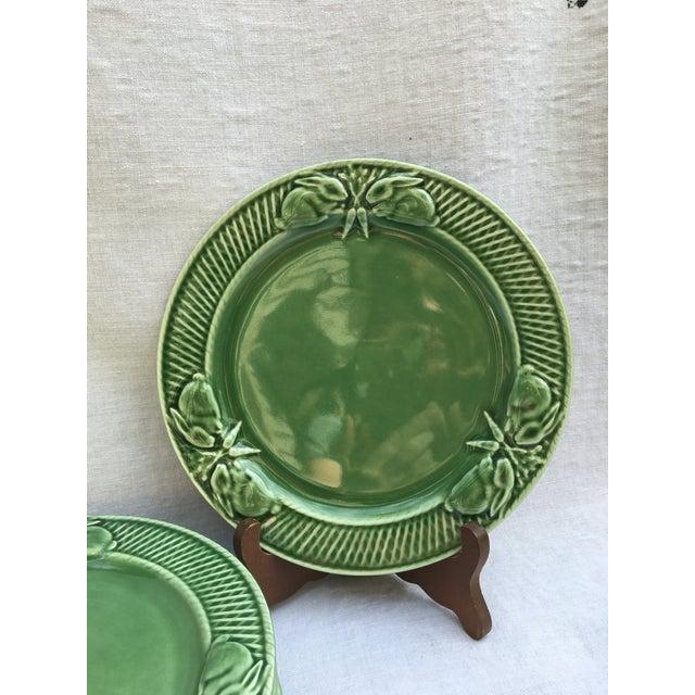 Pinheiro Bunny Rabbit Luncheon Plates - Set of 5 For Sale - Image 4 of 7