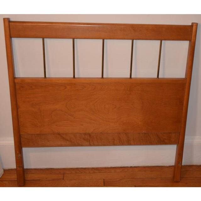 Metal Paul McCobb Mid-Century Modern Twin Headboards - a Pair For Sale - Image 7 of 11