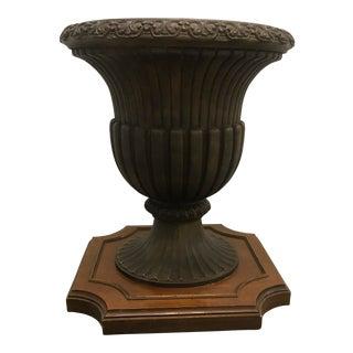 Urn Shaped Dining Table Base