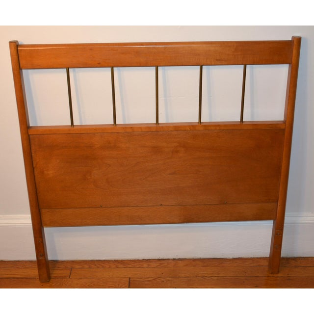 Danish Modern Paul McCobb Mid-Century Modern Twin Headboards - a Pair For Sale - Image 3 of 11