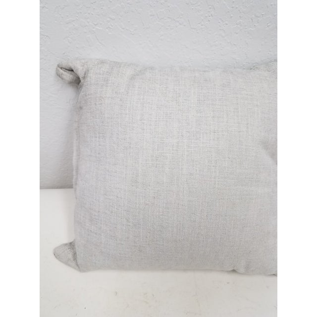 Rabbit Hare Pillow - Made in Wales, United Kingdom For Sale - Image 10 of 11