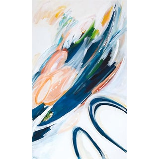 Pandora' Original Abstract Painting by Linnea Heide For Sale