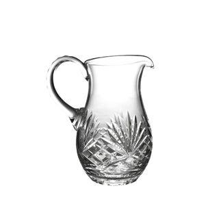 Vintage Rogaska Richmond Pattern Pitcher Crystal/ Blown Glass For Sale