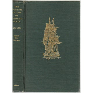Maritime History of Massachusetts: 1878-1860