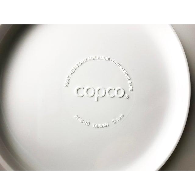 Vintage Melamine Copco Plates - Set of 4 - Image 4 of 4