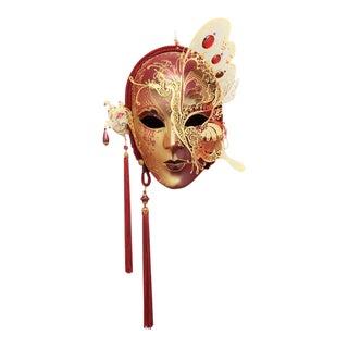 """Venetian Laboratory - Venetian """"Butterfly Mask For Sale"""