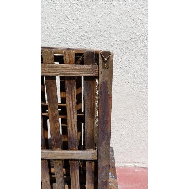 Vintage Pigeon Cage - Image 5 of 5