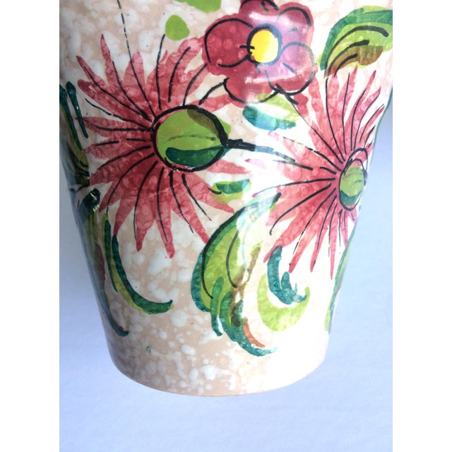 1960s Fratelli Fanciullacci Mid Century Italian Pottery Vases - a Pair For Sale - Image 5 of 12