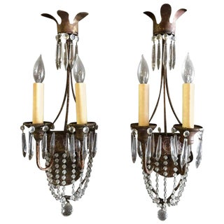 Niermann Weeks Sconces - A Pair