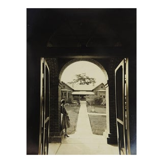 1920's Archway Silver Gelatin Photograph For Sale