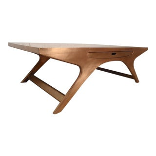 Wild Johannes Andersen Copper Plated Table