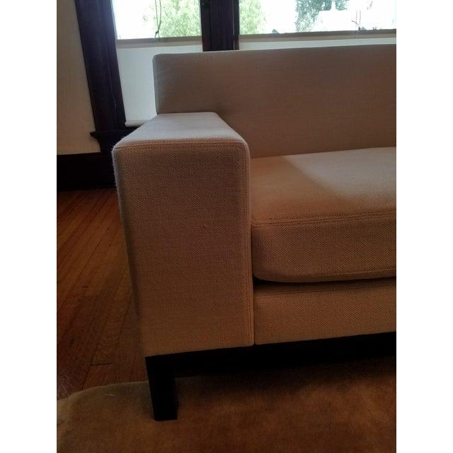 Christian Liaigre Sofa For Sale - Image 5 of 8