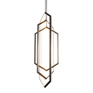 Orbis Vx58 Chandelier Light Fixture For Sale