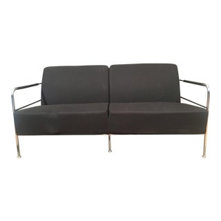1990s Vintage Gunilla Allard From the Cinema Collection Contemporary Settee For Sale