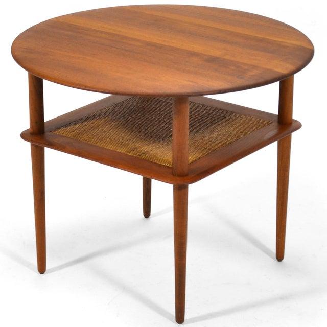 Peter Hvidt/ Mølgaard-Nielsen Fd 522 Occational Table For Sale - Image 10 of 10