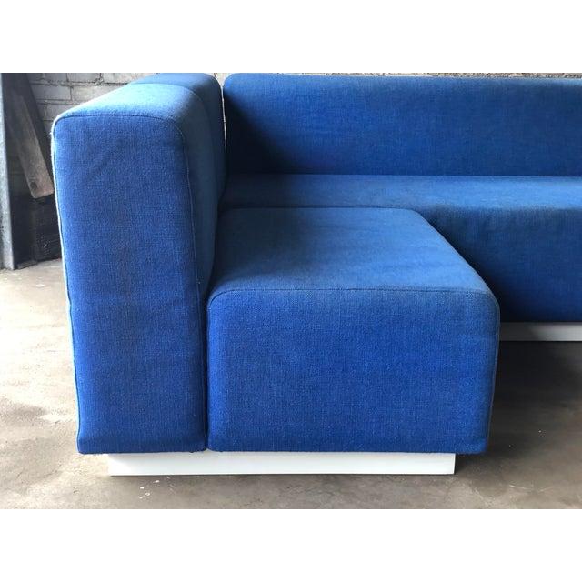 Vintage 1972 Knoll Modular Sectional Sofa For Sale - Image 9 of 13