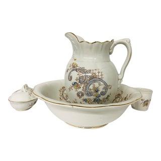 John Maddock Royal English Wash Set 4-Pieces For Sale