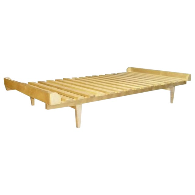 Customizable Moore Slatted Daybed Frame For Sale
