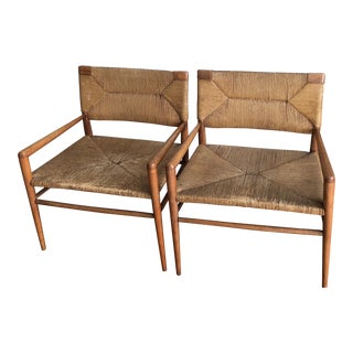 Mel Smilow Chairs - A Pair For Sale