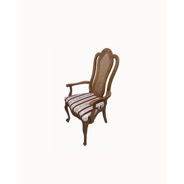 Maitland-Smith French Provincial Chairs - 8 - Image 3 of 9
