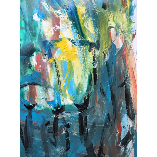 Abstract Art Photo Print on Paper by Erik Sulander - Image 3 of 3