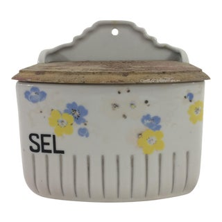 French Salt Cellar