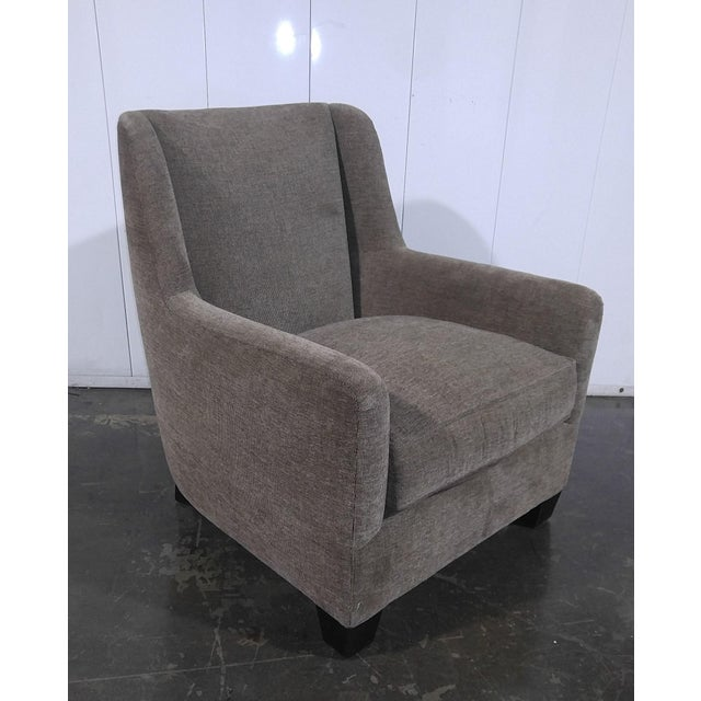 Custom Mid Century Design Lounge Chair For Sale - Image 10 of 10