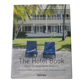 The Hotel Book: Great Escapes North America. Updated Edition Hardcover Book For Sale