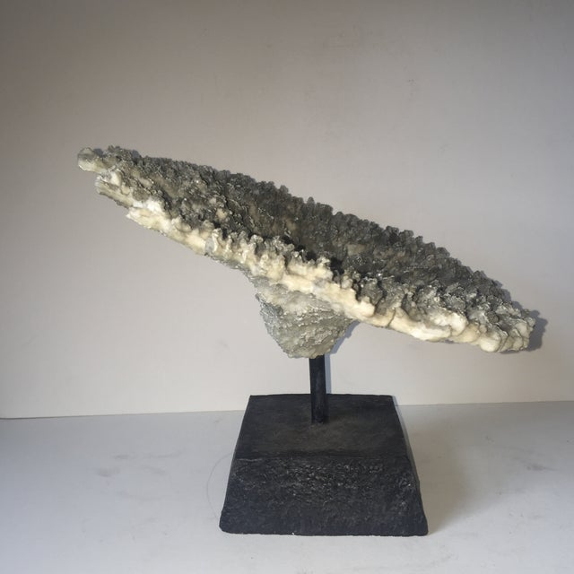 Faux Coral Specimen on Stand - Image 4 of 6