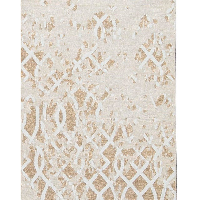 Contemporary Hand Woven Sumak Rug - 6' X 8'10 - Image 2 of 4
