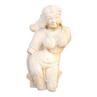 Yakshi Apsara Statue For Sale