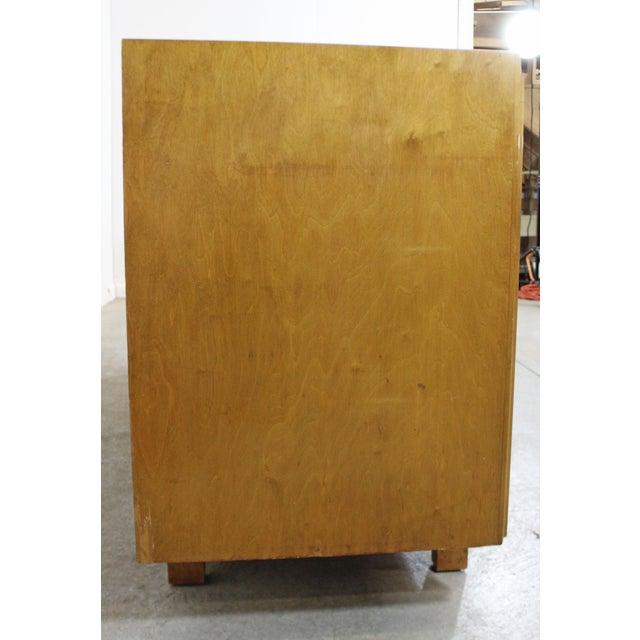 Mid 20th Century Mid-Century Danish Modern Edmond Spence Credenza Dresser For Sale - Image 5 of 13