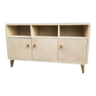 Made Goods Dante Buffet Credenza in Storm For Sale