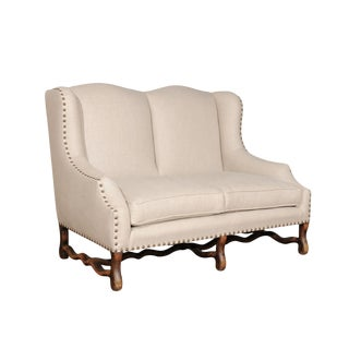 French Mouton Sofa For Sale