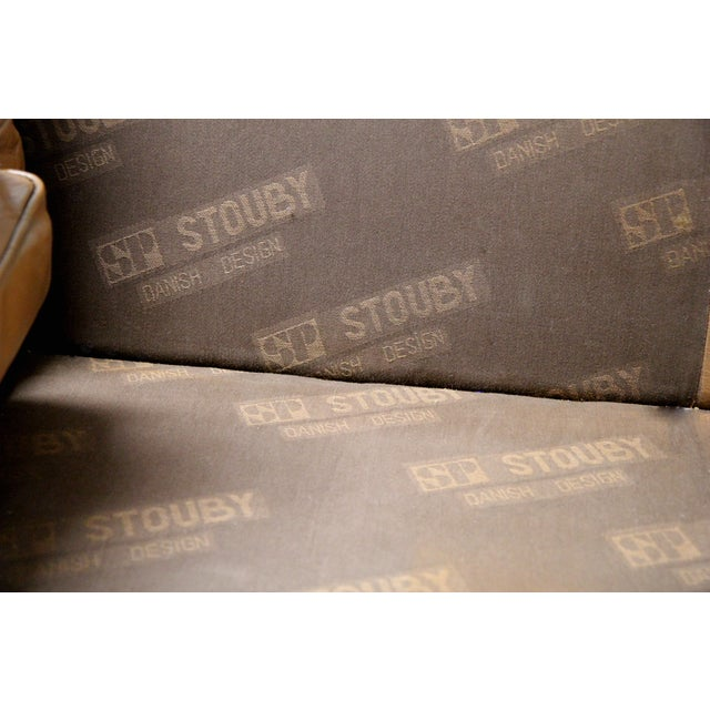 Danish Sofa by Stouby Circa 1960 - Image 5 of 5