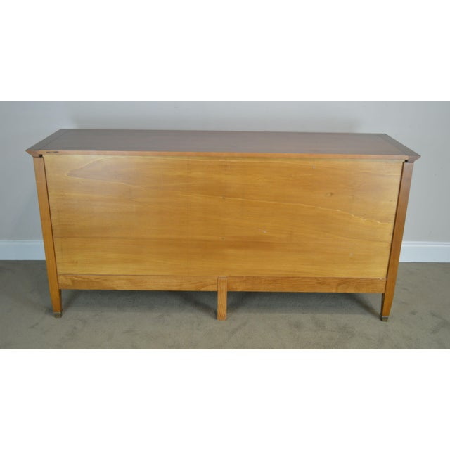 2000 - 2009 Grange French Cherry 6 Drawer Dresser For Sale - Image 5 of 12