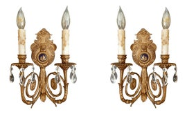 Image of Crystal Sconces and Wall Lamps